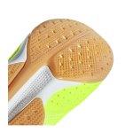adidas X Tango 18.3 IN Halle Gelb Schwarz - gelb