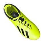 adidas X Tango 18.4 IN Halle J Kids Gelb Schwarz - gelb