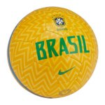 Nike Brasilien Skills Fussball Gelb F750 - gelb