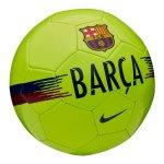 Nike FC Barcelona Supports Fussball Gelb F702 - gelb