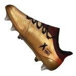 adidas X 17.1 SG Gold Schwarz - gold