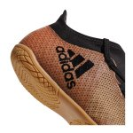 adidas X Tango 17.3 IN Halle J Kids Gold Schwarz - gold