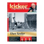 kicker Legenden & Idole Uwe Seeler - gold