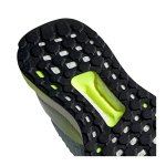 adidas Solar Boost Running Damen Grau Gelb - grau