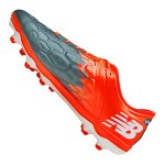 New Balance Visaro 2.0 Pro FG Grau Orange F12 - grau