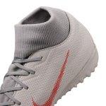 Nike Mercurial SuperflyX VI Academy TF Grau F060 - grau