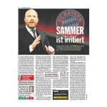kicker Ausgabe 041/2017 vom 18.05.2017 - rot