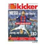 kicker Ausgabe 050/2017 vom 19.06.2017 - rot