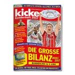 kicker Sonderheft Die große Bilanz Finale 16/17 - weiss