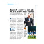 kicker Typen & Triumphe Euro Fighter Schalke - weiss