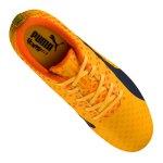 PUMA evoPOWER Vigor 3 FG Kids Orange F03 - orange