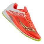 Saucony Fastwitch 8 Running Damen Orange F1 - orange
