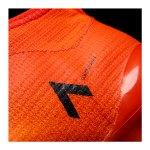 adidas ACE 17+ Purecontrol FG J Kids Rot Schwarz - rot