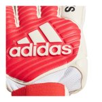 adidas Classic Fingersave Torwarthandschuh Rot - rot