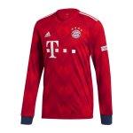 adidas FC Bayern München Trikot Home LA 2018/2019 - rot