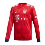 adidas FC Bayern München Trikot Home LA Kids 18/19 - rot