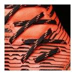 adidas NEMEZIZ Tango 17.3 TF J Kids Rot Schwarz - rot