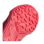 adidas NEMEZIZ Tango 17.3 TF J Kids Rot Weiss - rot
