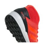 adidas Predator 19.3 TF Rot Schwarz - rot