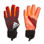 adidas Predator Pro Promo TW-Handschuh Rot Schwarz - rot