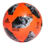 adidas Telstar Glider Fussball FIFA WM 2018 Rot - rot