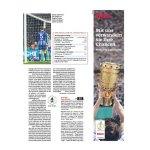 kicker Ausgabe 013/2019 vom 07.02.2019 - rot