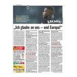 kicker Ausgabe 015/2018 vom 15.02.2018 - rot