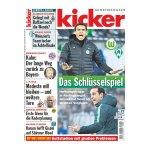 kicker Ausgabe 017/2017 vom 23.02.2017 - rot