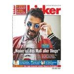 kicker Ausgabe 024/2017 vom 20.03.2017 - rot