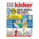 kicker Ausgabe 027/2017 vom 30.03.2017 - rot