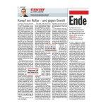 kicker Ausgabe 045/2017 vom 01.06.2017 - rot