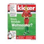 kicker Ausgabe 046/2018 vom 04.06.2018 - rot