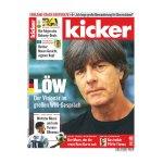 kicker Ausgabe 048/2018 vom 11.06.2018 - rot