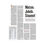 kicker Ausgabe 050/2018 vom 18.06.2018 - rot