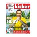 kicker Ausgabe 066/2018 vom 13.08.2018 - rot