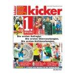 kicker Ausgabe 068/2017 vom 21.08.2017 - rot