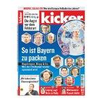 kicker Ausgabe 069/2018 vom 23.08.2018 - rot