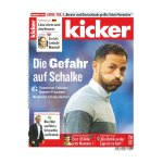 kicker Ausgabe 074/2018 vom 10.09.2018 - rot