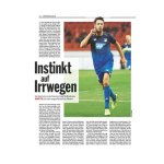 kicker Ausgabe 088/2017 vom 30.10.2017 - rot