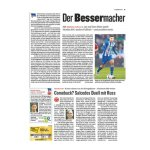 kicker Ausgabe 099/2018 vom 06.12.2018 - rot