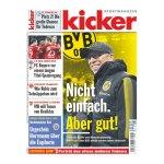 kicker Ausgabe 101/2017 vom 14.12.2017 - rot