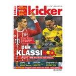 kicker Ausgabe 102/2017 vom 18.12.2017 - rot