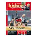 kicker Legenden & Idole Jupp Heynckes - rot