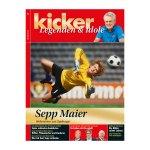 kicker Legenden & Idole Sepp Maier - rot
