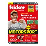 kicker Sonderheft Motorsport 2019 - rot
