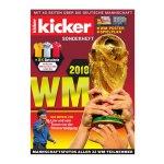 kicker WM 2018 Sonderheft - rot