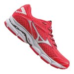 Mizuno Wave Ultima 7 Running Damen Rot Weiss F02 - rot