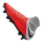 Nike Hypervenom Phantom III Elite DF SG-Pro AC F600 - rot