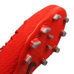 Nike Jr Hypervenom Phantom III Academy DF FG Kids F600 - rot