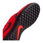 Nike Jr Phantom Venom Club TF Rot F600 - rot